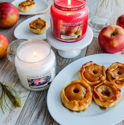 Karnawałowe jabłuszka